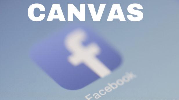 Canvas Facebook