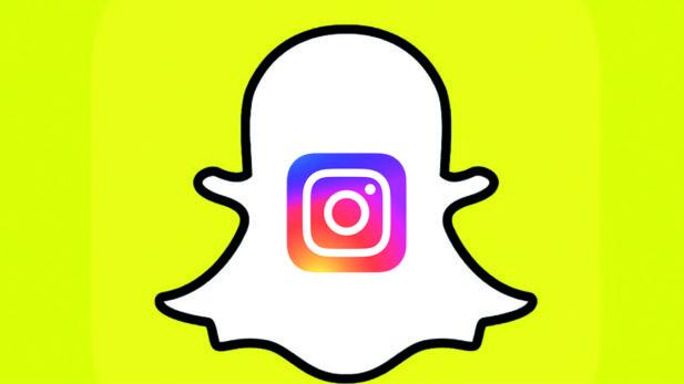 Instagram kopiert Snapchat